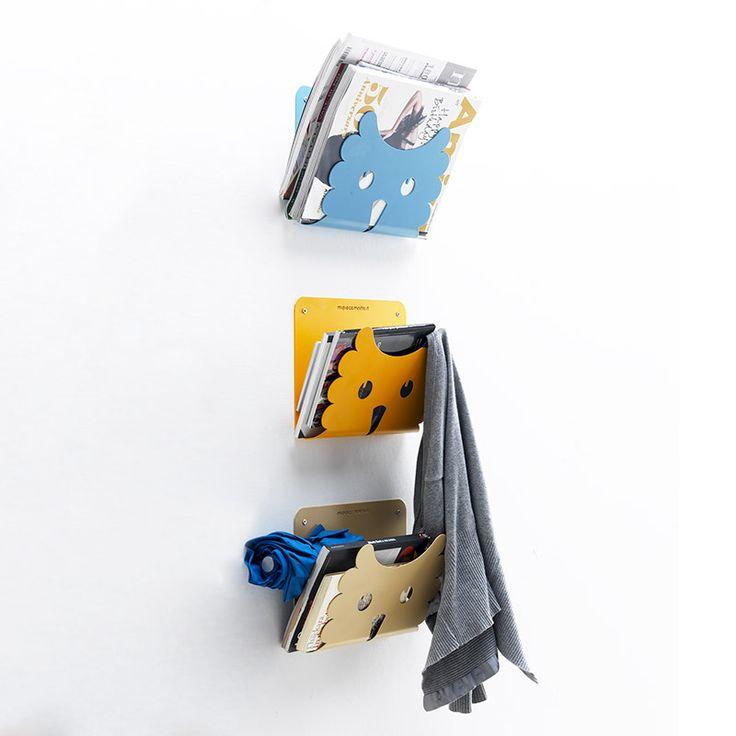 http://www.mipiacemolto.it/it/complementi/195-portariviste-da-parete-owl-rack.html