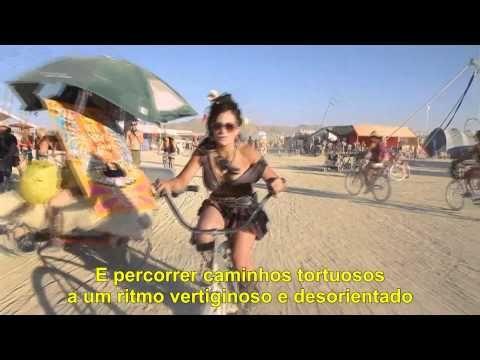 Oh, the places you will go é um poema infantil lindo, escrito por Dr. Seuss, sobre os altos e baixos da vida. Neste vídeo ele é recitado por participantes do Burning Man (festival de música e arte que acontece nos EUA). Fonte: Blog Cellophane