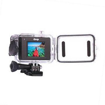 GitUp Git 2 Pro 2K WiFi Action 1440P 1.5 inch LCD Novatek 96660 Chipset IMX206 16.0MP Image Sensor Sale - Banggood.com