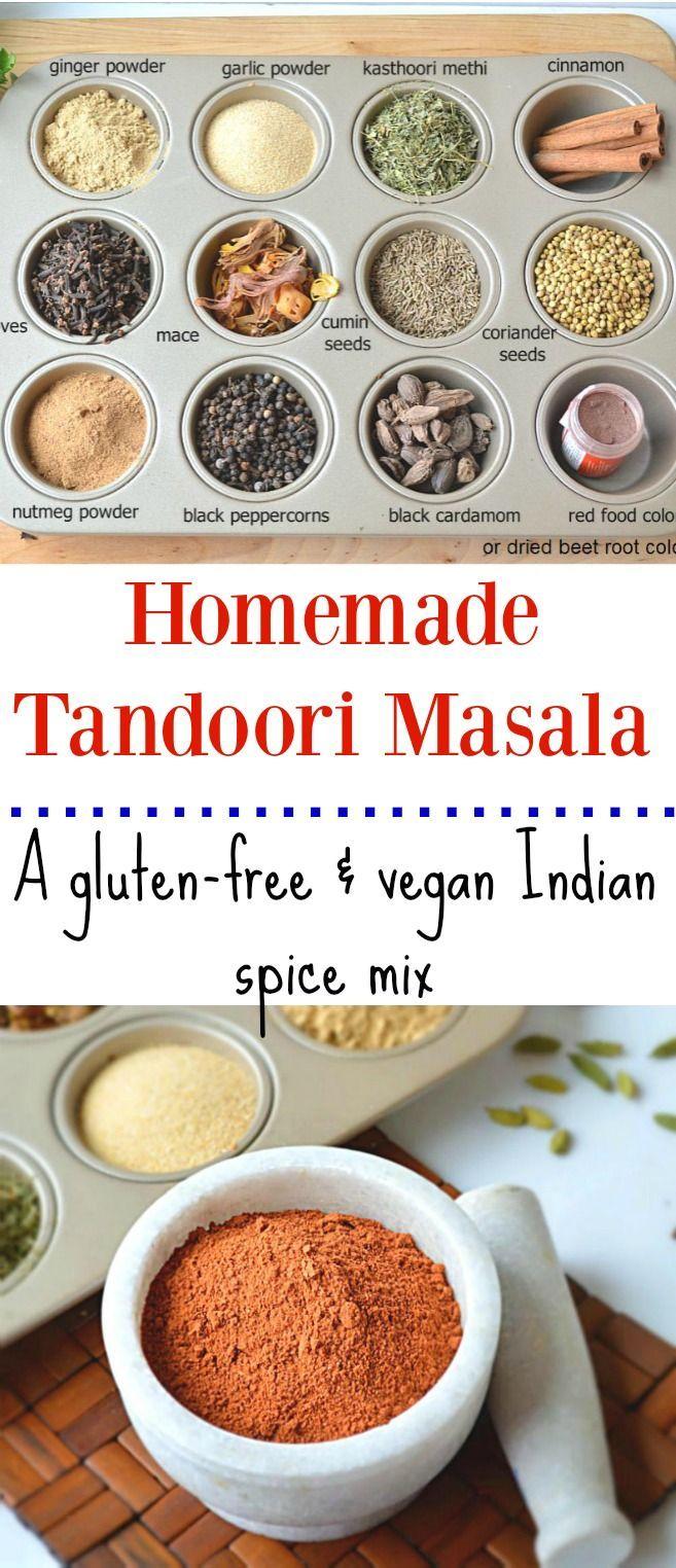 Homemade Tandoori Masala How To Make Indian Tandoori Masala At Home