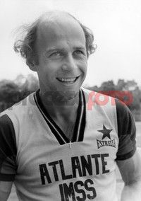 Grzegorz Lato (Atlante FC, 1982–1984, 45 apps, 16 goals)
