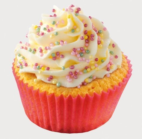 Vanille-Cupcakes - Beliebte Muffins mit Vanille-Topping