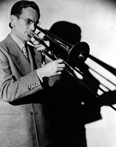 Glenn Miller.   Glenn Miller March 1, 1904- December 15, 1944  On a foggy day in December 1944, he set out in a single engine C-64 Norseman aircraft from England, headed out over the English Channel for Paris, France. He was to set up arrangements for his band's arrival in Paris and a Christmas program. In the company of an Air force Colonel and the pilot, they disappeared without a trace.