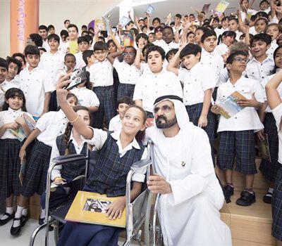 Sheikh Mohammed bin Rashid marks start of Month of Reading