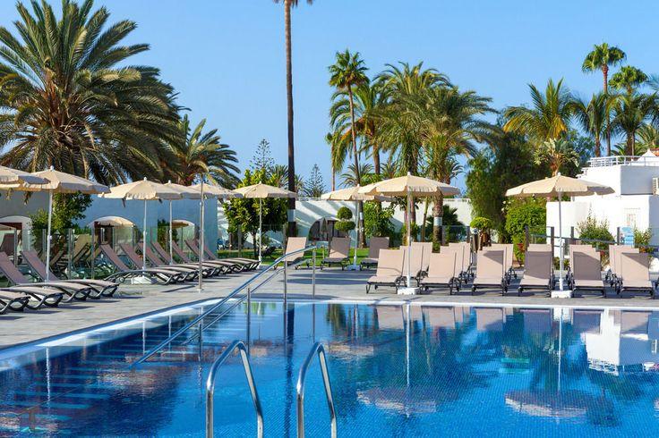 Sol Barbacan i Playa del Inglés #Gran #Canaria #GranCanaria #Kanarieöarna #Las #Canarias #Island #Ö #Vacation #Semester #Travel #Resa #Resmål #Hotel #Hotell #sol #Barbacan #Playa #del #Ingles #Pool #Resort #Tropical #Tropiskt