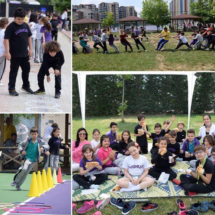 Şahinkaya Koleji 3. Sınıf öğrencileri yazın gelişini bahçede düzenledikleri piknik ve çeşitli aktiviteler ile kutladılar.  #sahinkaya #piknik #mutluluk #yaz #summer #spor #sanat #art #eglence http://turkrazzi.com/ipost/1520353432900471933/?code=BUZYWRdFAx9