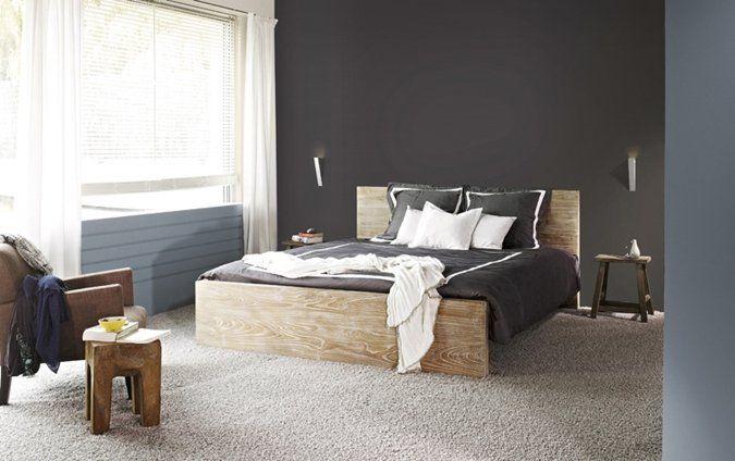 87 best images about kleur en behang on pinterest - Kleur schilderen master bedroom ...