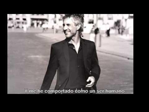 Canción de Sergio Dalma  - El jardin prohibido LETRA
