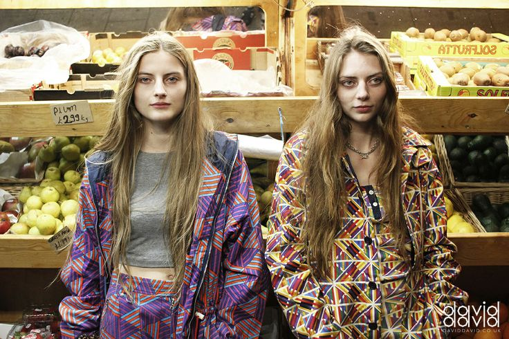 Photography and styling - Jessie Keegan Clothing - David David Models - Hannah and Abi Brons-Harper
