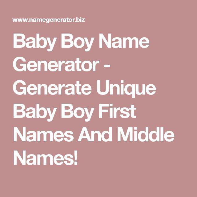 baby name generator italian names