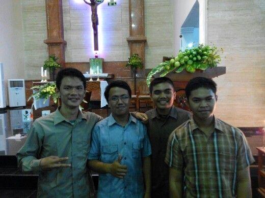 Together in God..