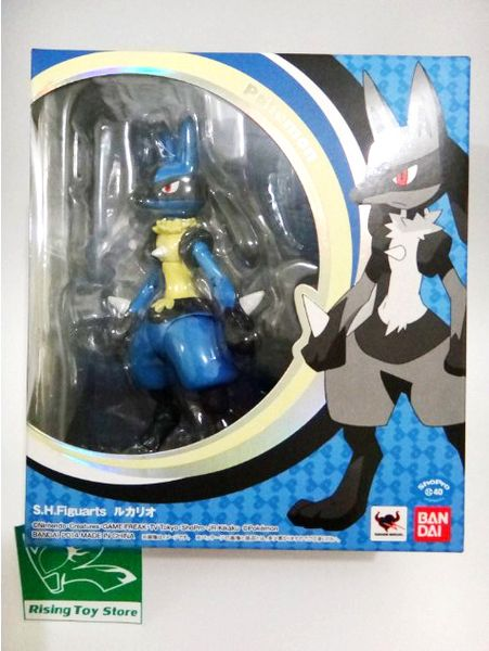 SHF Pokemon Lucario