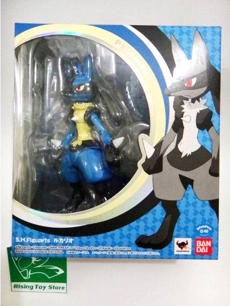 SHF Pokemon Lucario