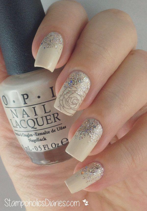 88 best Wedding Nails images on Pinterest | Nail scissors, Bridal ...