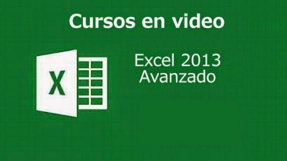 aLeXduv3: Curso avanzado de Excel 2013