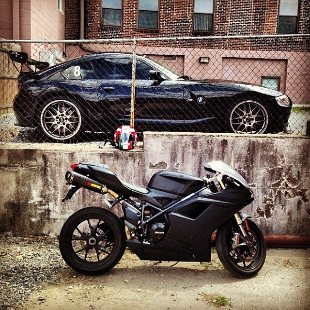 BMW | Ducati 848 Photo: @ dafffyduck Hashtag #2WP for a chance to be featured #motorbike #motorcycle #sportsbike #yamaha #honda #suzuki #kawasaki #ducati #triumph #victory #buell #aprilia #harleydavidson #r1 #r6 #cbr #gsxr #fireblade #bmw #848evo #ktm #sportscars #bikelife #Twowheelpassion
