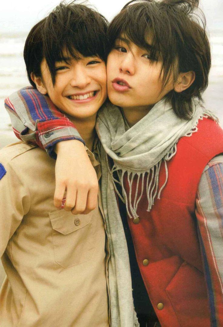 Yuri Chinen & Yamada Ryosuke