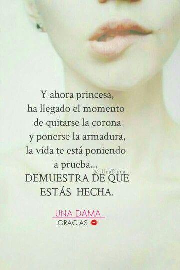 Es hora princesa