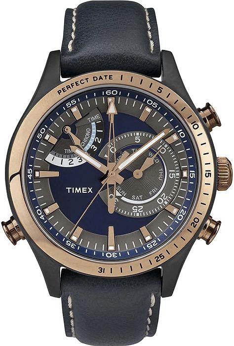 Zegarek męski Timex Intelligent Quartz TW2P72700 - sklep internetowy www.zegarek.net