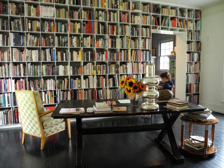 Hugh Newell Jacobsen Libraries To Lust After Pinterest