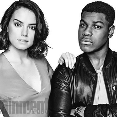 Movies: How Daisy Ridley & John Boyega are changing Star Wars  and our world