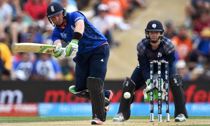 Cricket World Cup 2015: England v Scotland – live! | Simon Burnton and Dan Lucas