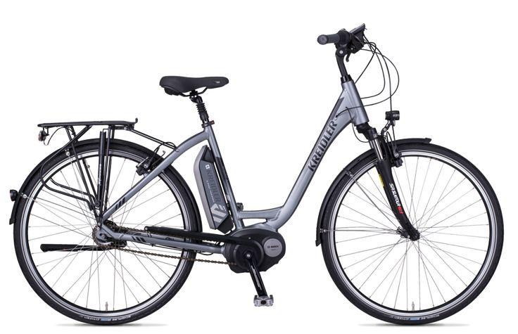 Vitality Eco 1 - Dieses E-Bike muss sich wahrlich nicht vor teureren Konkurrenten verstecken – gerade was die Bereiche Komfort und Antrieb angeht. Das Vitality Eco 1 wird von einem bewährten Bosch-Mittelmotor (Active Line) samt 400 Wh-Akku angetrieben. #kreidler #ebike