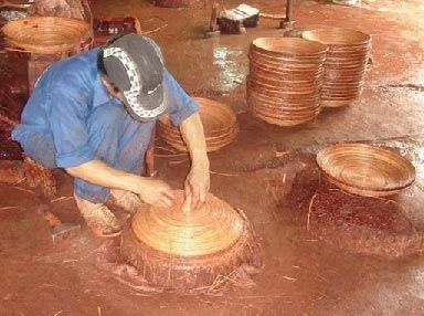 Bibol, l'artisanat Vietnamien, 100% naturel en bambou...  http://trend-on-line.com/brand/bibol