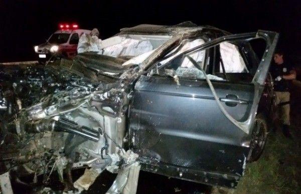 Acidente de Carro que Cantor Cristiano Araujo Morreu 3