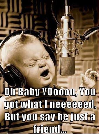 hahaha! :): Music, Old Records, Kids Pics, Rocks Stars, Songs, Funny, Baby, Billy Joel, Kids Rocks