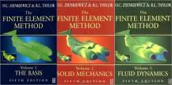 O.C. Zienkiewicz R.L. Taylor Finite Element Method free ebook