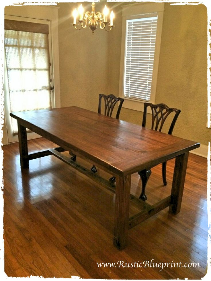 14 best trestle tables images on pinterest trestle tables dining custom in tampa rustic blueprint 7 foot farm table made from reclaimed cypress tabletop and pine legs benches coming soon malvernweather Images