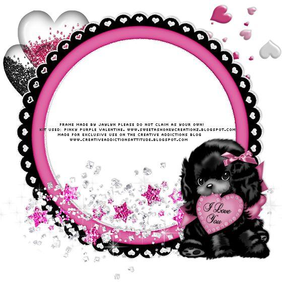 Creative Addictions Attitude: Valentine