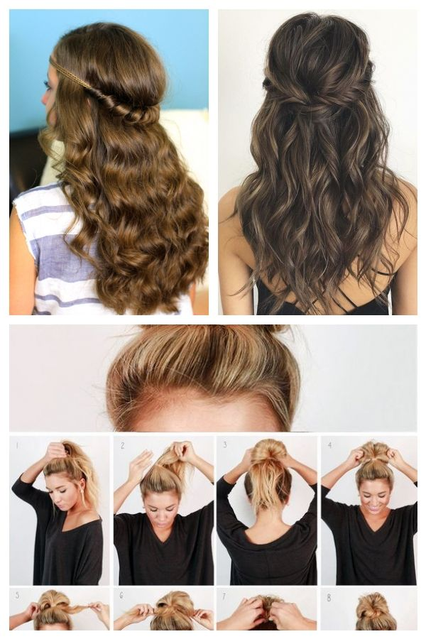 17 Most Magnetizing Cute Easy Hairstyles With Headbands