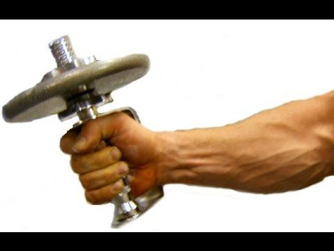How to Build Big Wrists - Complete Forearm Workout - Body Transformation - YouTube