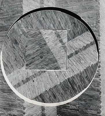 Geraldo de Barros  Movimento Giratório, 1952  gelatina / prata  30,0 x 29,9 cm