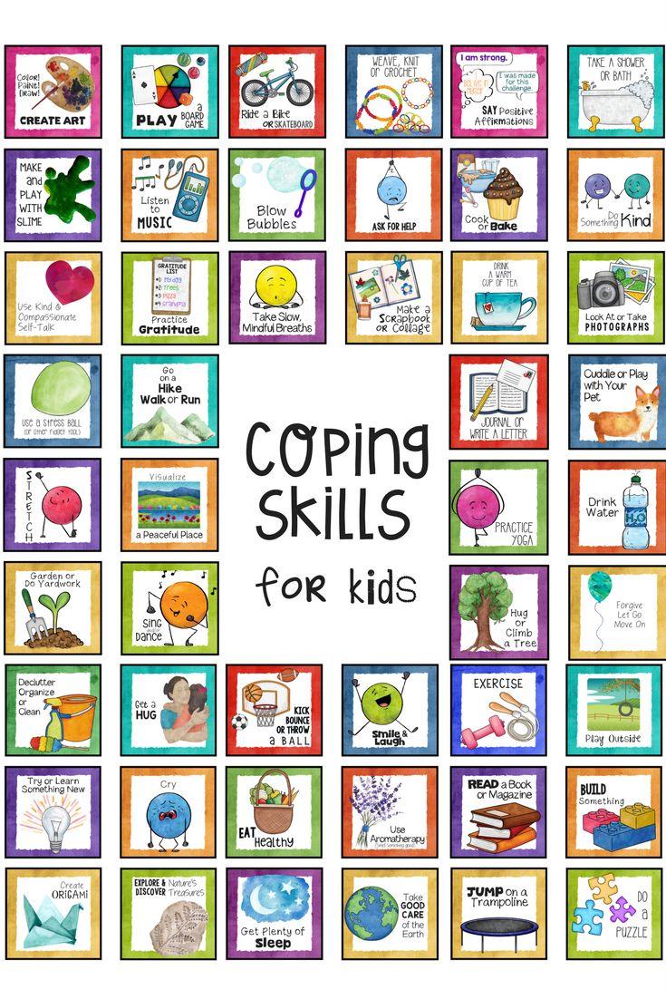 Best 25 Coping Skills Ideas On Pinterest Coping Skills