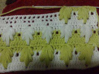 Love the effect #crochet