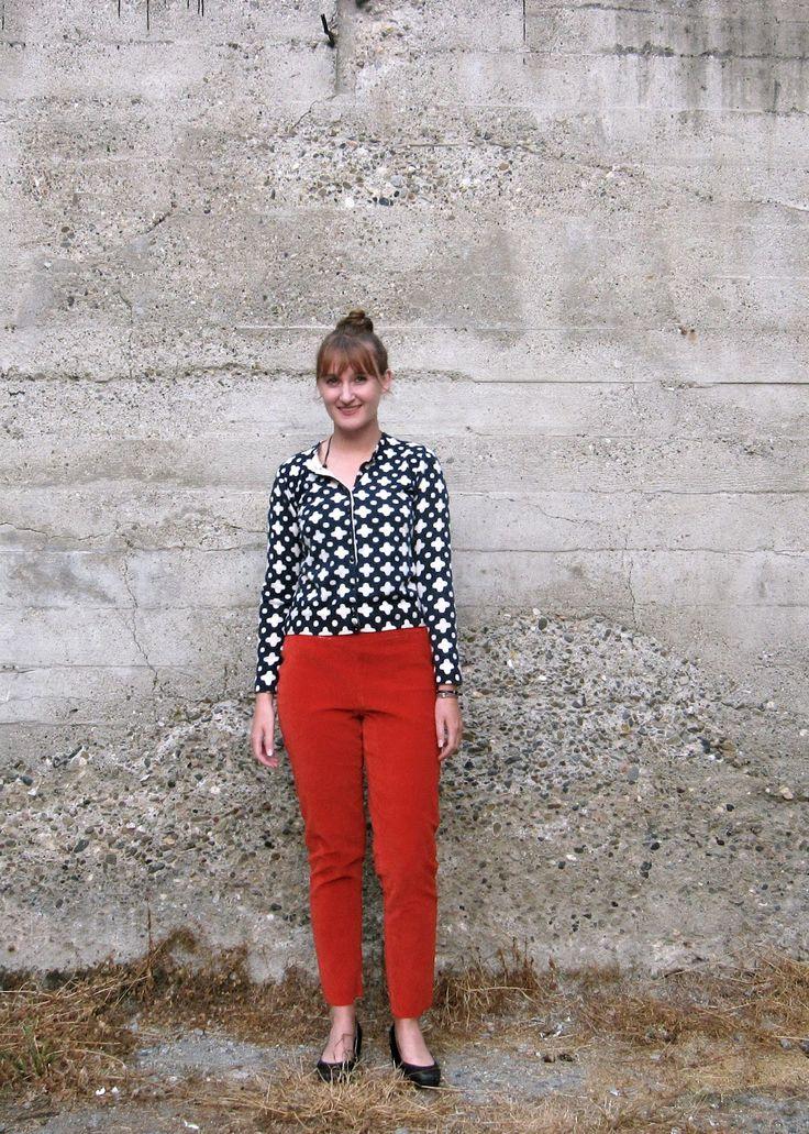 39 besten Colette Clover sewing pattern Bilder auf Pinterest ...
