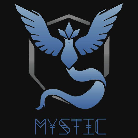 Support Team Mystic from Pokemon Go!!