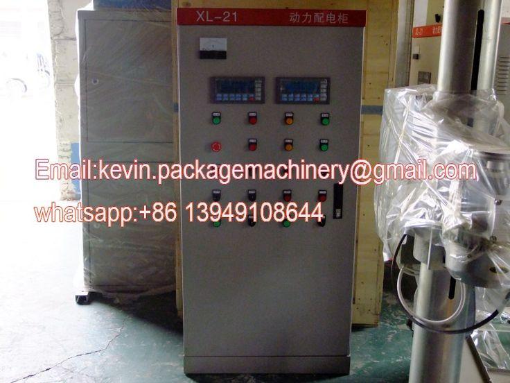 50kg/bag Cassava Flour Packing Machine With Hot Air Sealing
