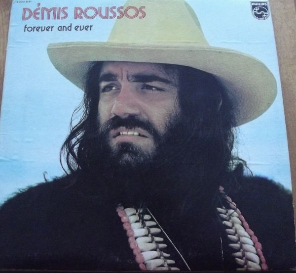Démis Roussos* - Forever And Ever (Vinyl, LP, Album) at Discogs 1973