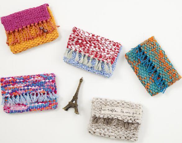 能年玲奈ちゃん発、自作ダンボール織り機の作り方と簡単なオシャレ小物の作り方をご紹介します♡