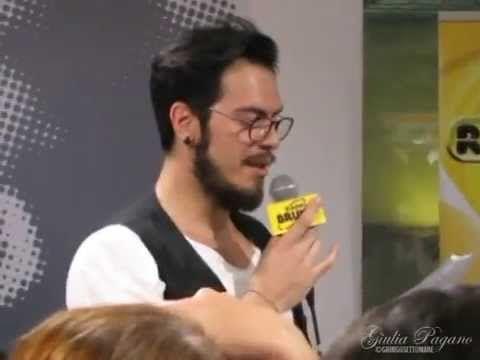 Leonardo Di Minno @ Feltrinelli Express (Verona, 24.05.14)