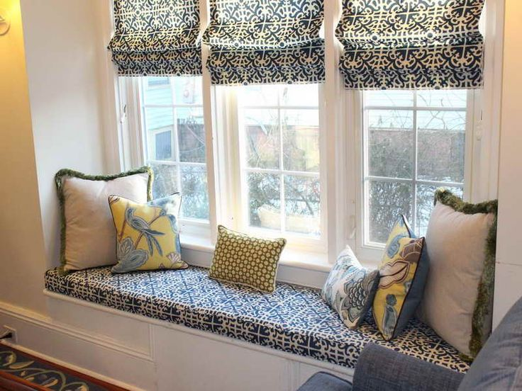 Best 25+ Window seat curtains ideas on Pinterest