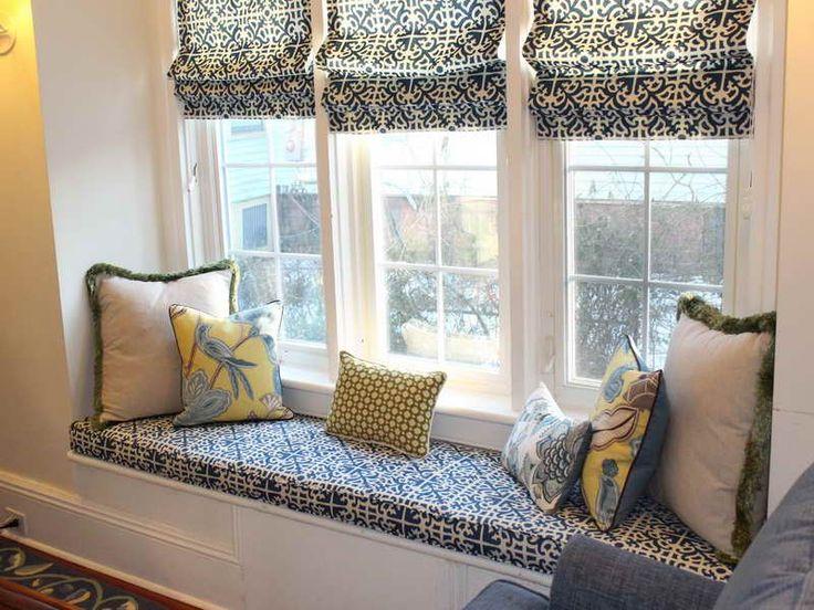 Best 25+ Window seat curtains ideas on Pinterest | Bay ...