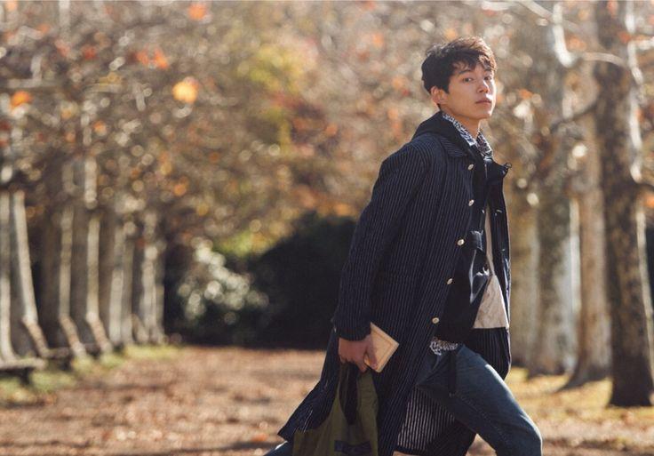 Kentaro Sakaguchi - Men's Non-No February 2015