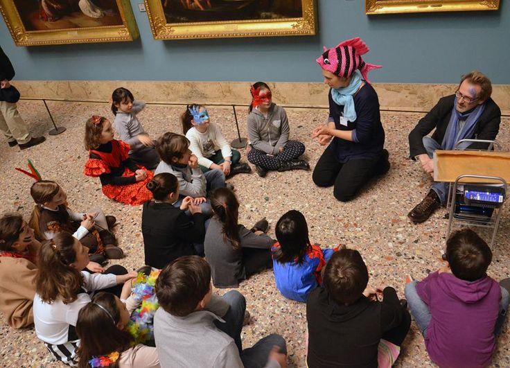 Il Carnevale alla Pinacoteca di Brera! #pinacotecabrera #museobrera #kids #art