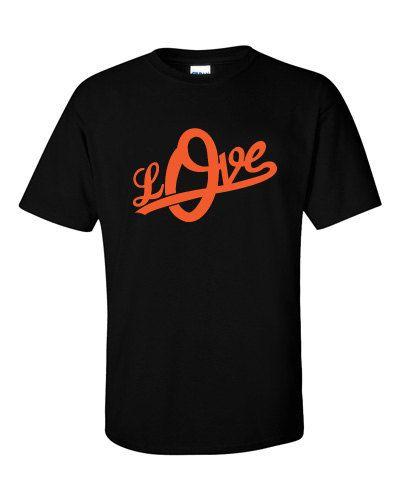Orioles Love Shirt