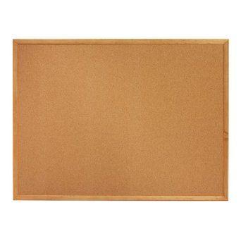 Amazon.com: Quartet Cork Bulletin Boards, 3 x 2 Feet, Oak Finish Frame (303): Office Products